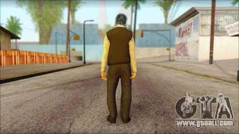 GTA 5 Ped 15 for GTA San Andreas second screenshot