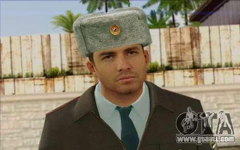 Police Russia Skin 3 for GTA San Andreas third screenshot