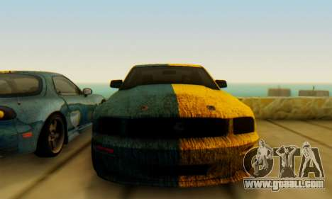 Ford Mustang Shelby Terlingua 2008 UA PJ for GTA San Andreas right view