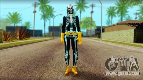 Kick Ass 2 Dave v4 for GTA San Andreas