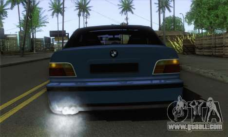 BMW M3 E36 for GTA San Andreas right view