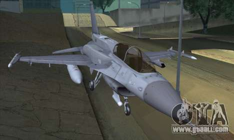 F-16D Block 60 for GTA San Andreas