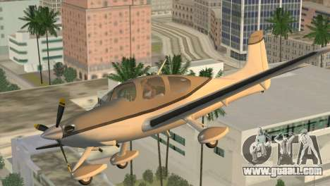 Cirrus SR-22 for GTA San Andreas