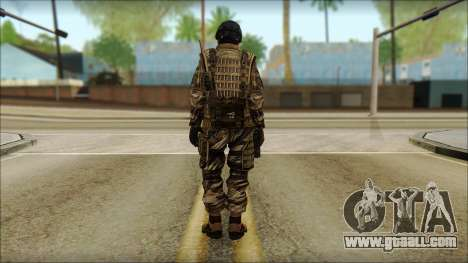 Soldiers of the EU (AVA) v5 for GTA San Andreas second screenshot