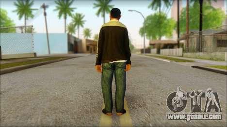 GTA 5 Ped 17 for GTA San Andreas second screenshot