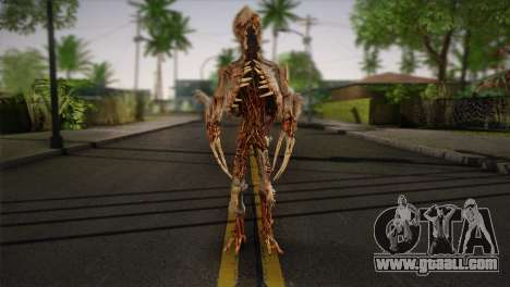 Monster from the game Dead Spase 3 for GTA San Andreas