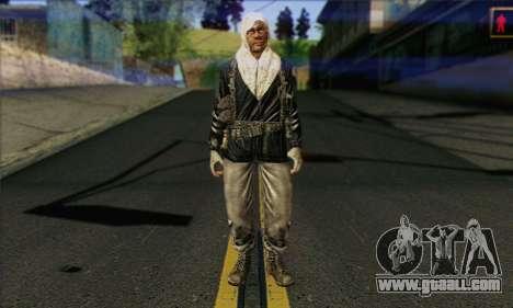 Task Force 141 (CoD: MW 2) Skin 6 for GTA San Andreas