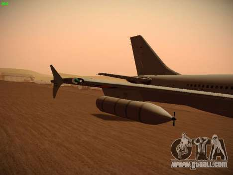 Airbus A310 MRTT Luftwaffe (German Air Force) for GTA San Andreas engine
