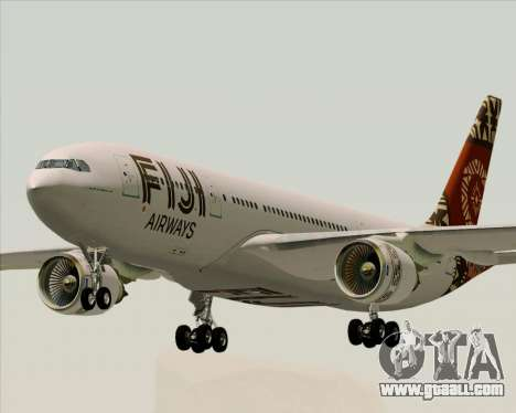 Airbus A330-200 Fiji Airways for GTA San Andreas