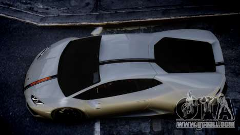 Lamborghini Huracan LP850-4 2014 Wheelsandmore for GTA 4