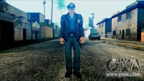 Manhunt Ped 3 for GTA San Andreas