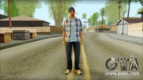 GTA 5 Jimmy Boston for GTA San Andreas