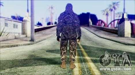 Ranger (CoD: MW2) v6 for GTA San Andreas second screenshot