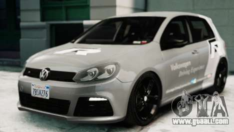 Volkswagen Golf R 2010 Driving Experience for GTA 4