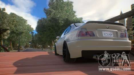 iCEnhancer 3.0 EFLC for GTA 4 sixth screenshot