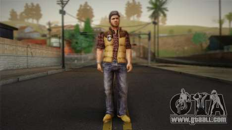 Travis Grady From Silent Hill: Origins for GTA San Andreas