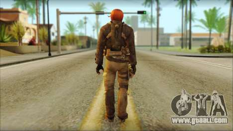 Feliciano Vargas for GTA San Andreas second screenshot