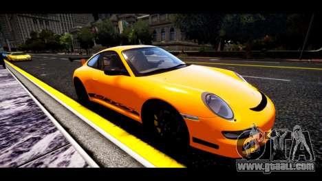 Porsche 911 GT3 RS for GTA 4 left view