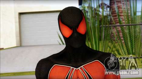 Scarlet 2012 Spider Man for GTA San Andreas third screenshot