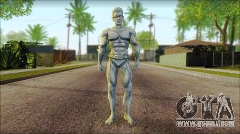 Iceman Comix for GTA San Andreas