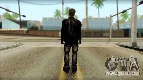Arnold Shvarzneger for GTA San Andreas second screenshot