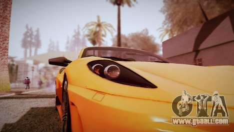 Graphic Unity v3 for GTA San Andreas forth screenshot