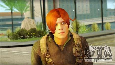 Feliciano Vargas for GTA San Andreas third screenshot