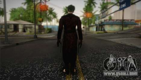 Joker From Batman: Arkham Origins for GTA San Andreas second screenshot