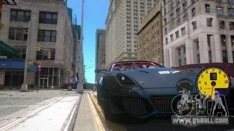 Sensors Machine for GTA 4 third screenshot