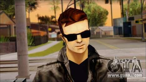 Shades Claude v2 for GTA San Andreas third screenshot
