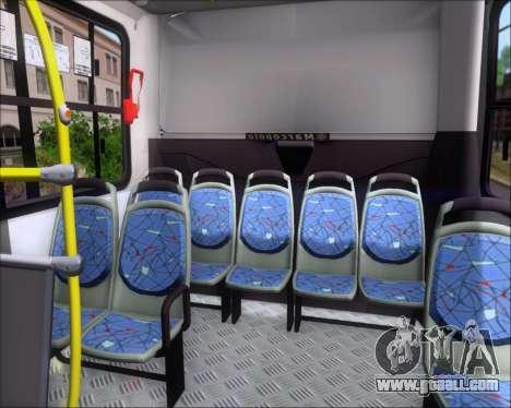 Marcopolo Torino 2007 Volksbus 17-230 EOD for GTA San Andreas interior