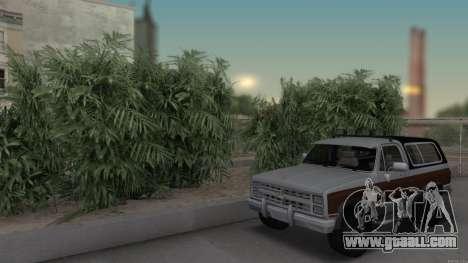 Chevrolet Blazer K5 for GTA San Andreas