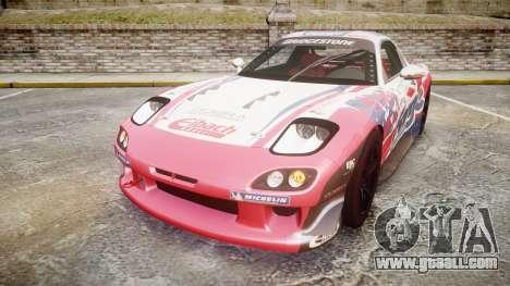 Mazda RX-7 Forge Motorsport for GTA 4