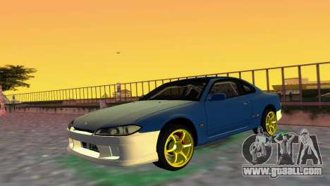 Nissan Silvia S15 TUNING JDM for GTA Vice City