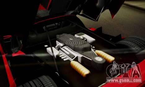 Ferrari Gemballa MIG-U1 for GTA San Andreas wheels