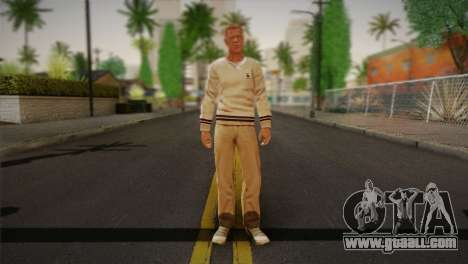 Frank Sunderland From Silent Hill: The Room for GTA San Andreas