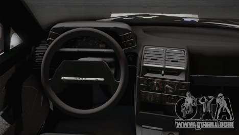 VAZ 2110 Turbo for GTA San Andreas back left view