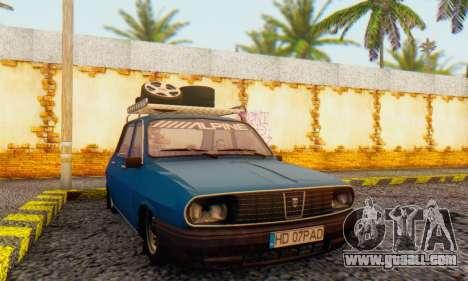 Dacia 1310 Combinata for GTA San Andreas right view
