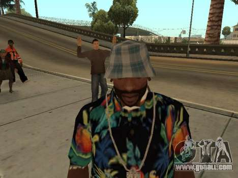 Hawaiian shirt like max Payne for GTA San Andreas third screenshot