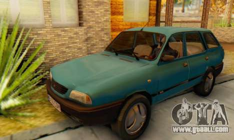 Dacia 1310 Liberta v1.1 for GTA San Andreas