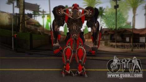 Bumblebee v4 for GTA San Andreas second screenshot
