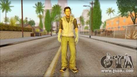Iceman Street v1 for GTA San Andreas