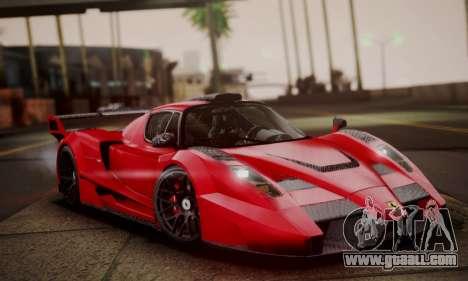Ferrari Gemballa MIG-U1 for GTA San Andreas