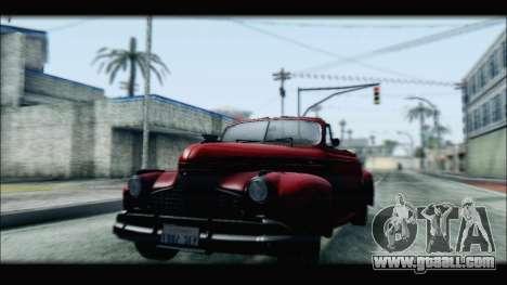 Graphic Unity V2 for GTA San Andreas seventh screenshot