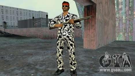 Camo Skin 05 for GTA Vice City second screenshot