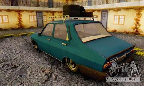 Dacia 1310 Combinata for GTA San Andreas left view