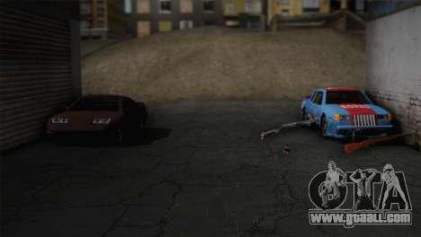 Sport Cars in Doherty for GTA San Andreas third screenshot