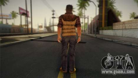 Travis Grady From Silent Hill: Origins for GTA San Andreas second screenshot