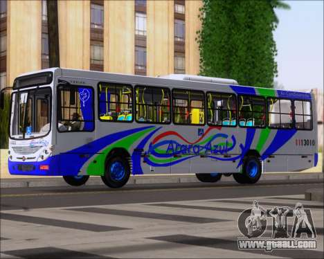 Marcopolo Torino 2007 - Mercedes-Benz OF-1722 for GTA San Andreas back view