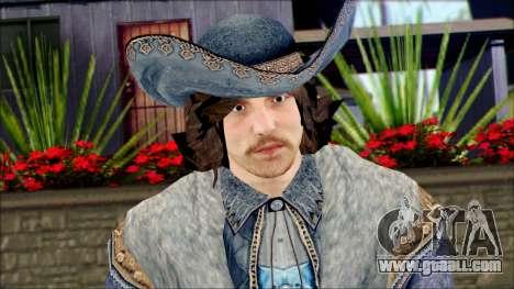 Nicolo Polo from Assassins Creed for GTA San Andreas third screenshot